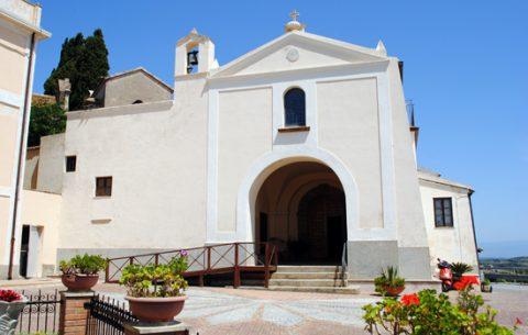 SS Maria dei Termini's Sanctuary